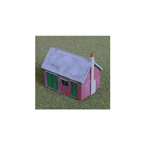 N-026P Unit Models Office & Store (Painted)